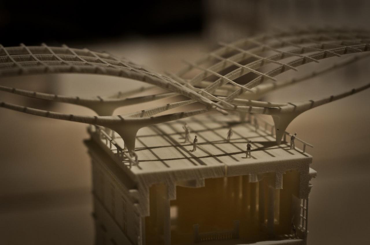 DSC 0755 6 II. Nemzetközi Építészeti Makettfesztivál