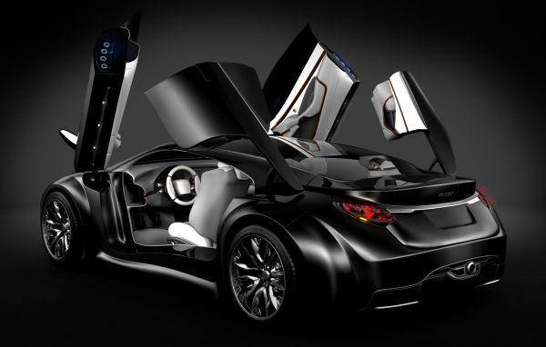 piotr czyzewskis peugeot shine concept 2 2ehAd 3868 Peugeot Shine   ragadozónak született