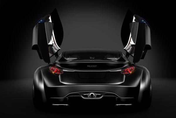 piotr czyzewskis peugeot shine concept 6 JsGMG 3868 Peugeot Shine   ragadozónak született