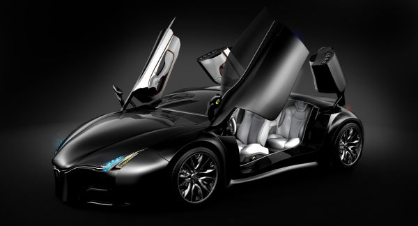 piotr czyzewskis peugeot shine concept yjooc 3868 Peugeot Shine   ragadozónak született