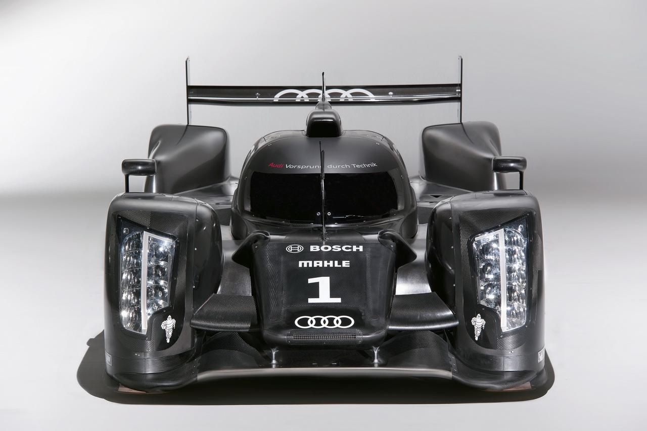 0 Audi R18   Le Mans i űrszekér