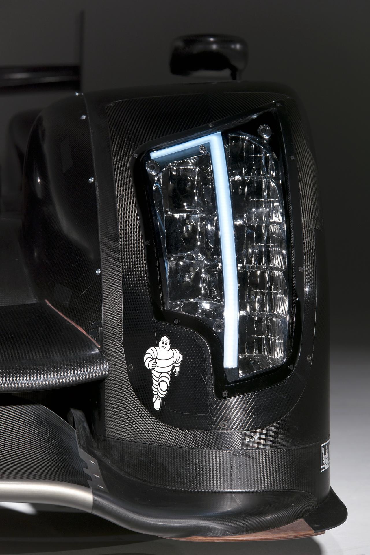 10 Audi R18   Le Mans i űrszekér