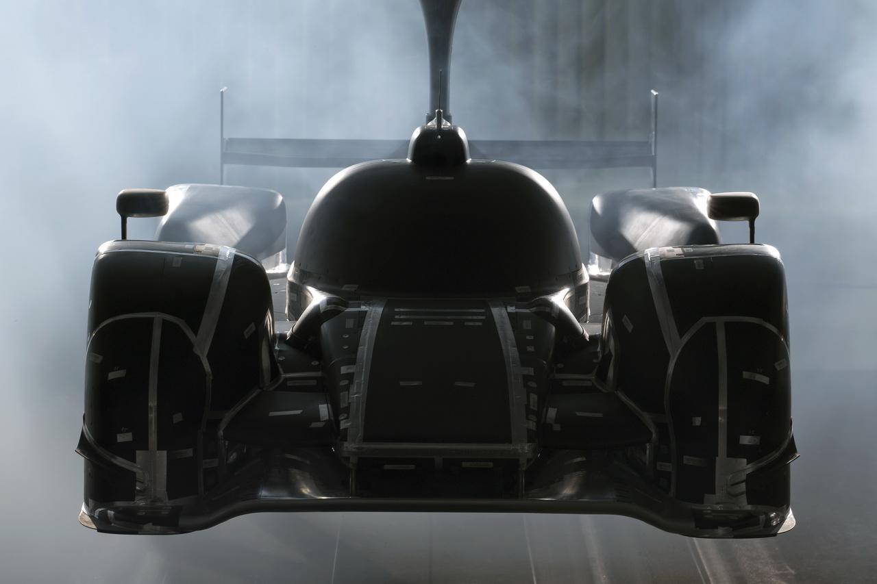 14 Audi R18   Le Mans i űrszekér