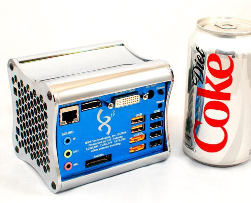 7919 Xi3 apró moduláris kocka PC