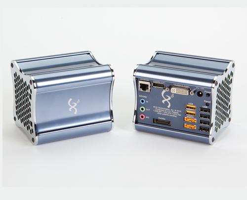 Xi3 pair2 Xi3 apró moduláris kocka PC