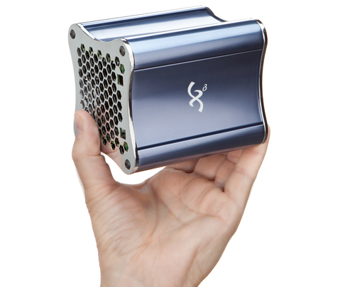 hand Xi3 Xi3 apró moduláris kocka PC
