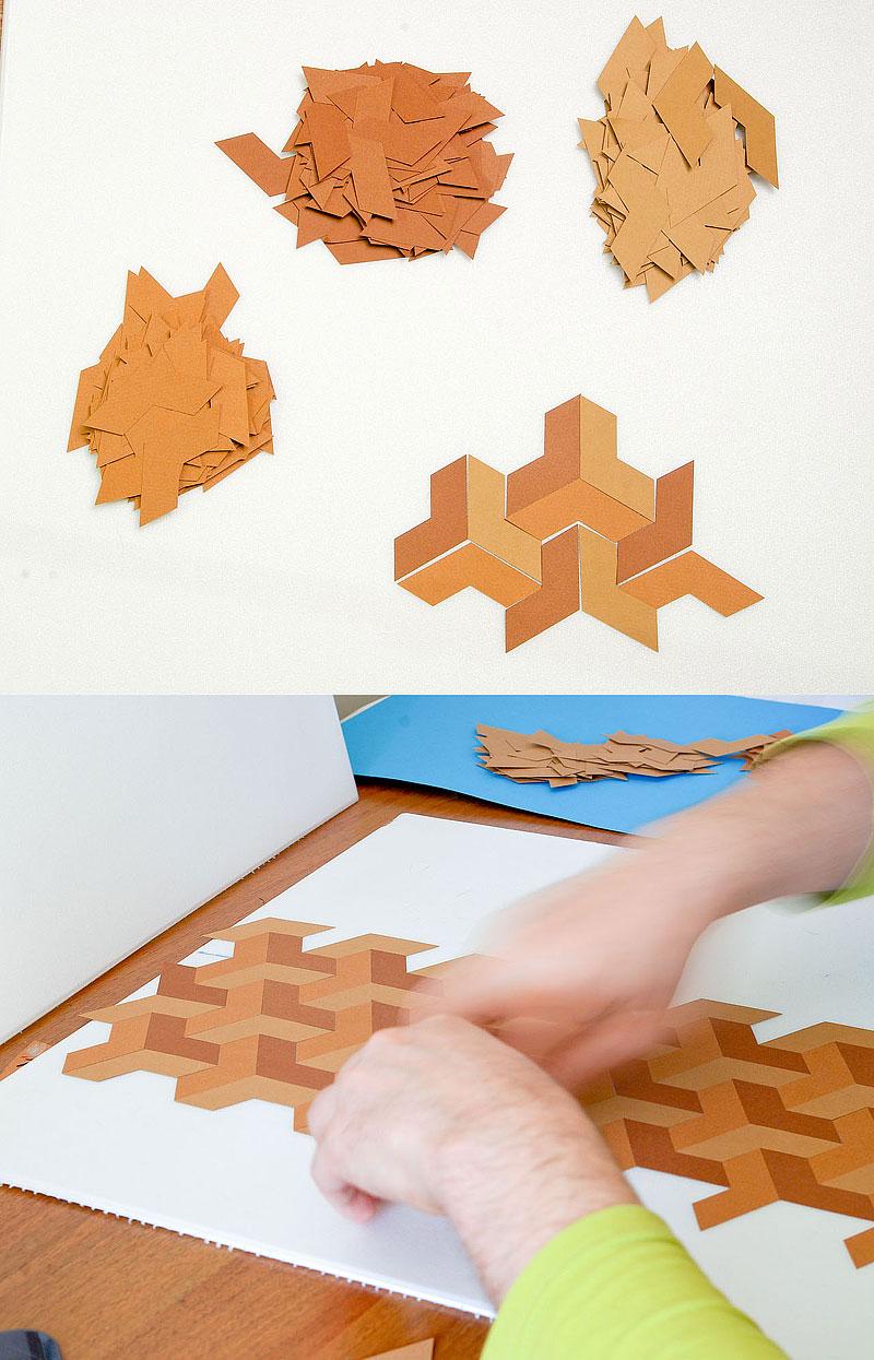 91 Hírességek miniatűr papír modelljei