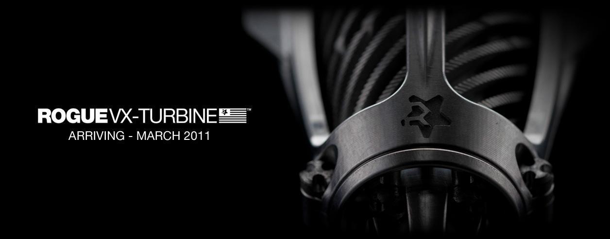 rogue vx turbine 0 ROGUE VX TURBINE – szuperszonikus nyaklánc