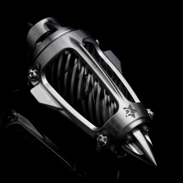 rogue vx turbine 3 ROGUE VX TURBINE – szuperszonikus nyaklánc