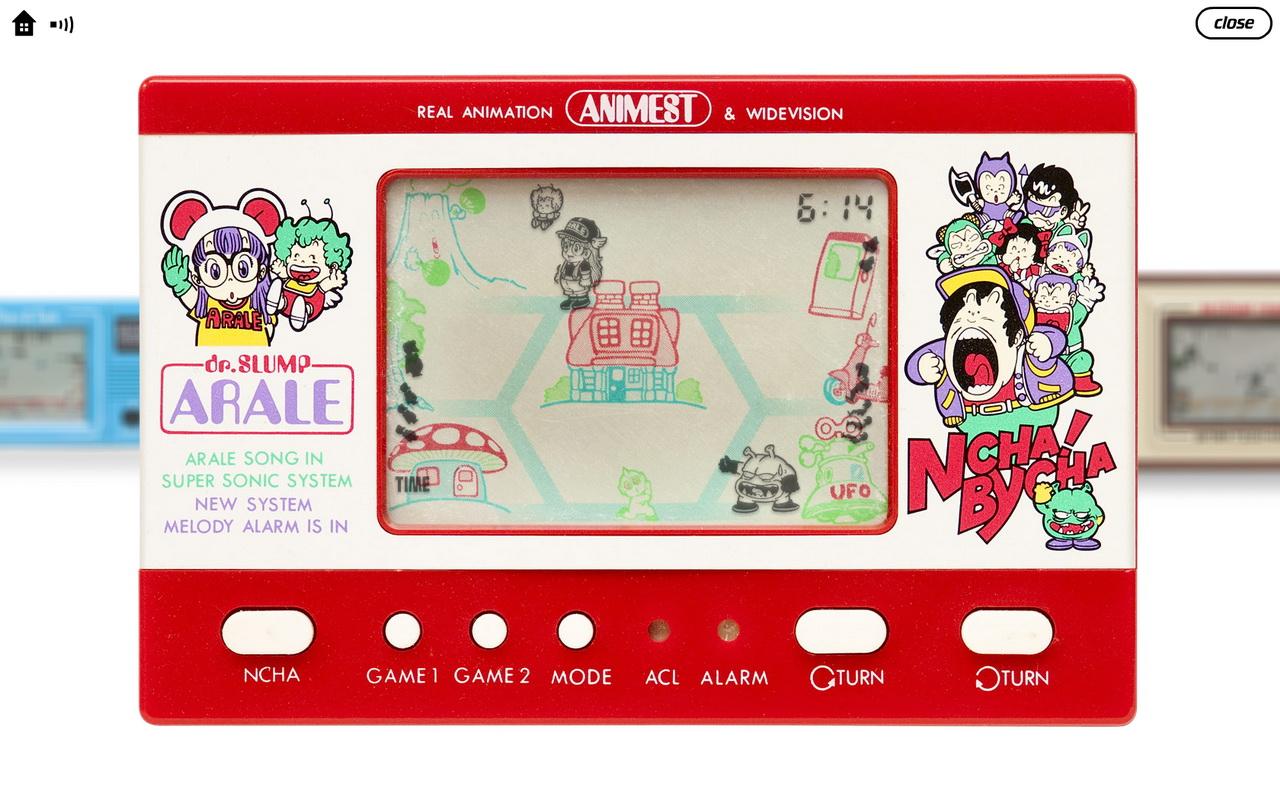 arcade 02B Retro kvarcjátékok online reinkarnációja