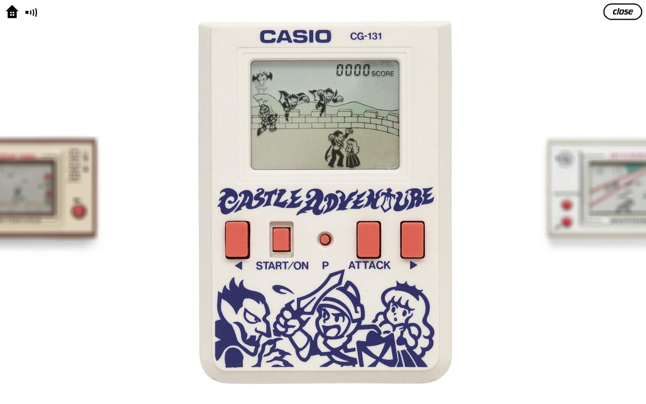 arcade 04B Retro kvarcjátékok online reinkarnációja