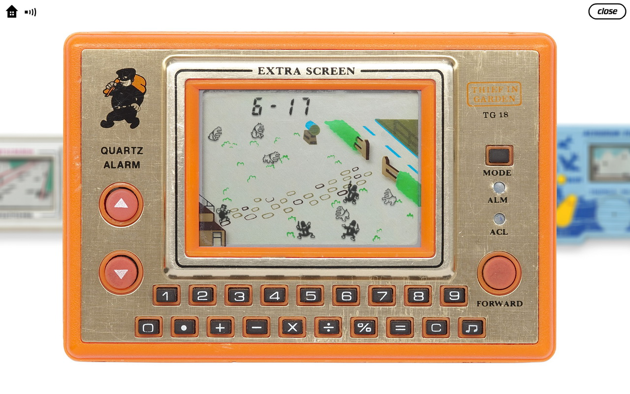 arcade 06B Retro kvarcjátékok online reinkarnációja