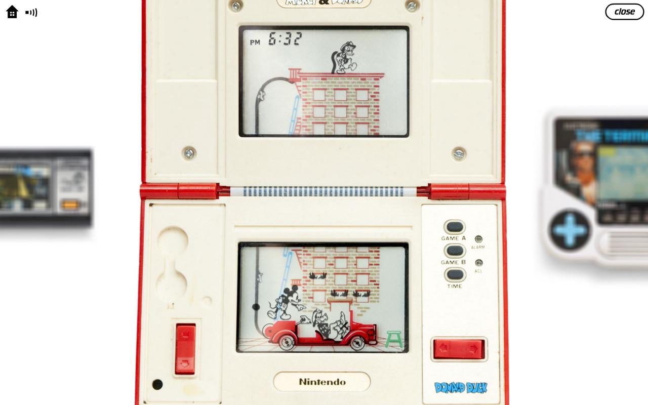 arcade 12B Retro kvarcjátékok online reinkarnációja