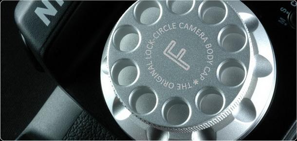 lockcircle dslr cap 4 b resize LockCircle   csúcsminőségű DSLR vázsapka alumínium tömbből