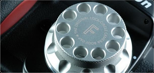 lockcircle dslr cap 5 b resize LockCircle   csúcsminőségű DSLR vázsapka alumínium tömbből